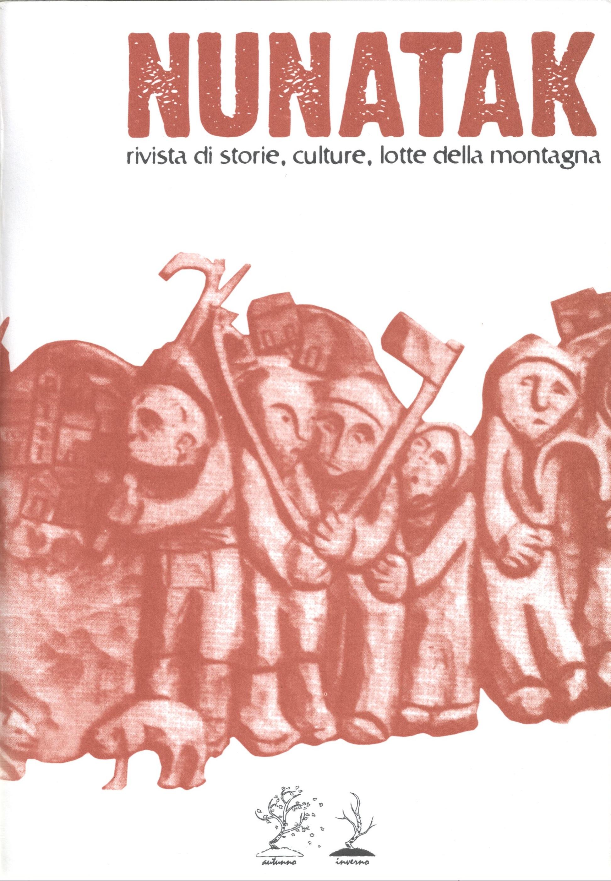 Nunatak n. 28-29 Book Cover