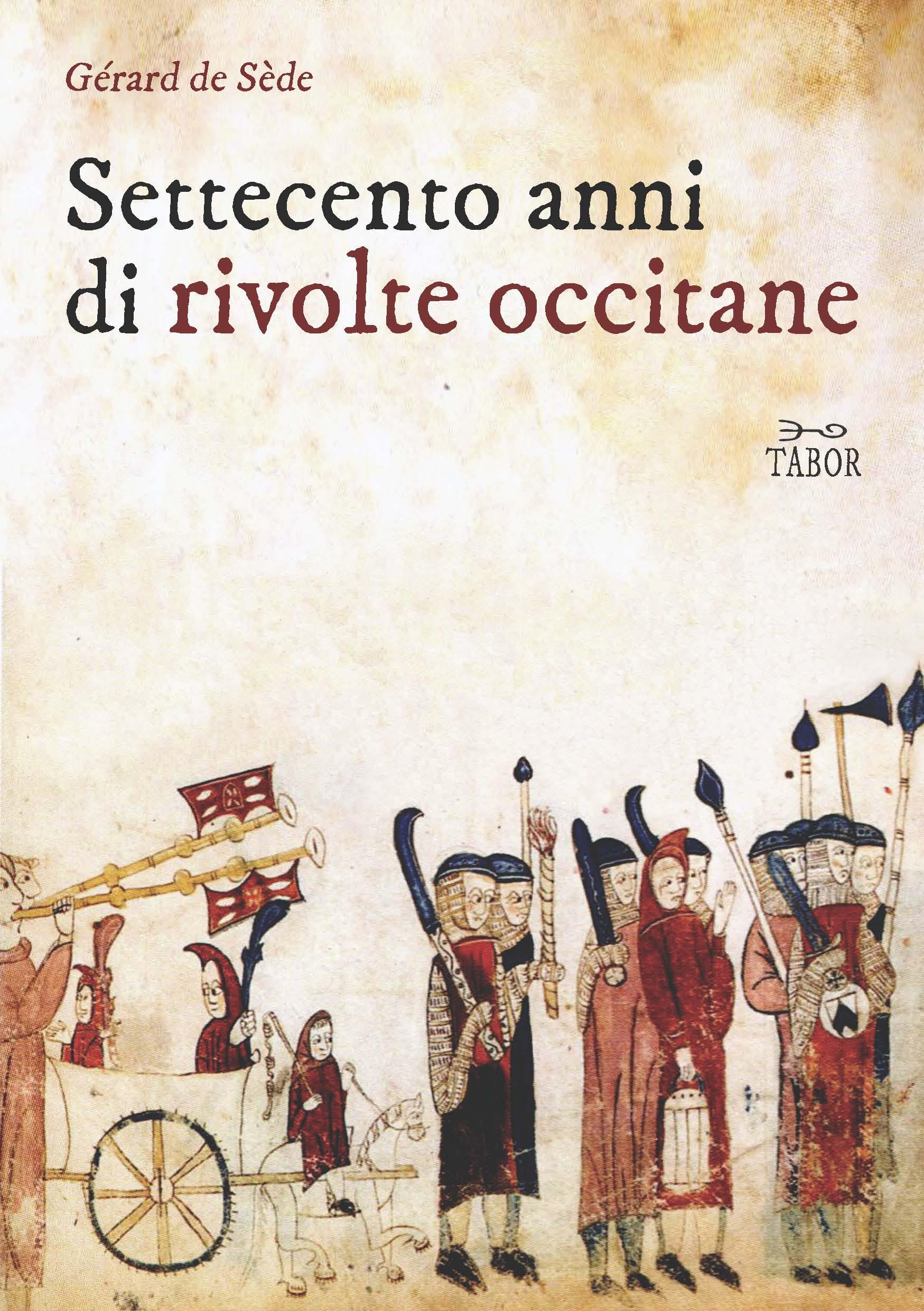 Settecento anni di rivolte occitane Book Cover