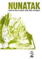 Nunatak n. 10, primavera 2008, cover