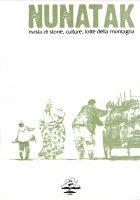 Nunatak n. 11-12, estate-autunno 2008, cover