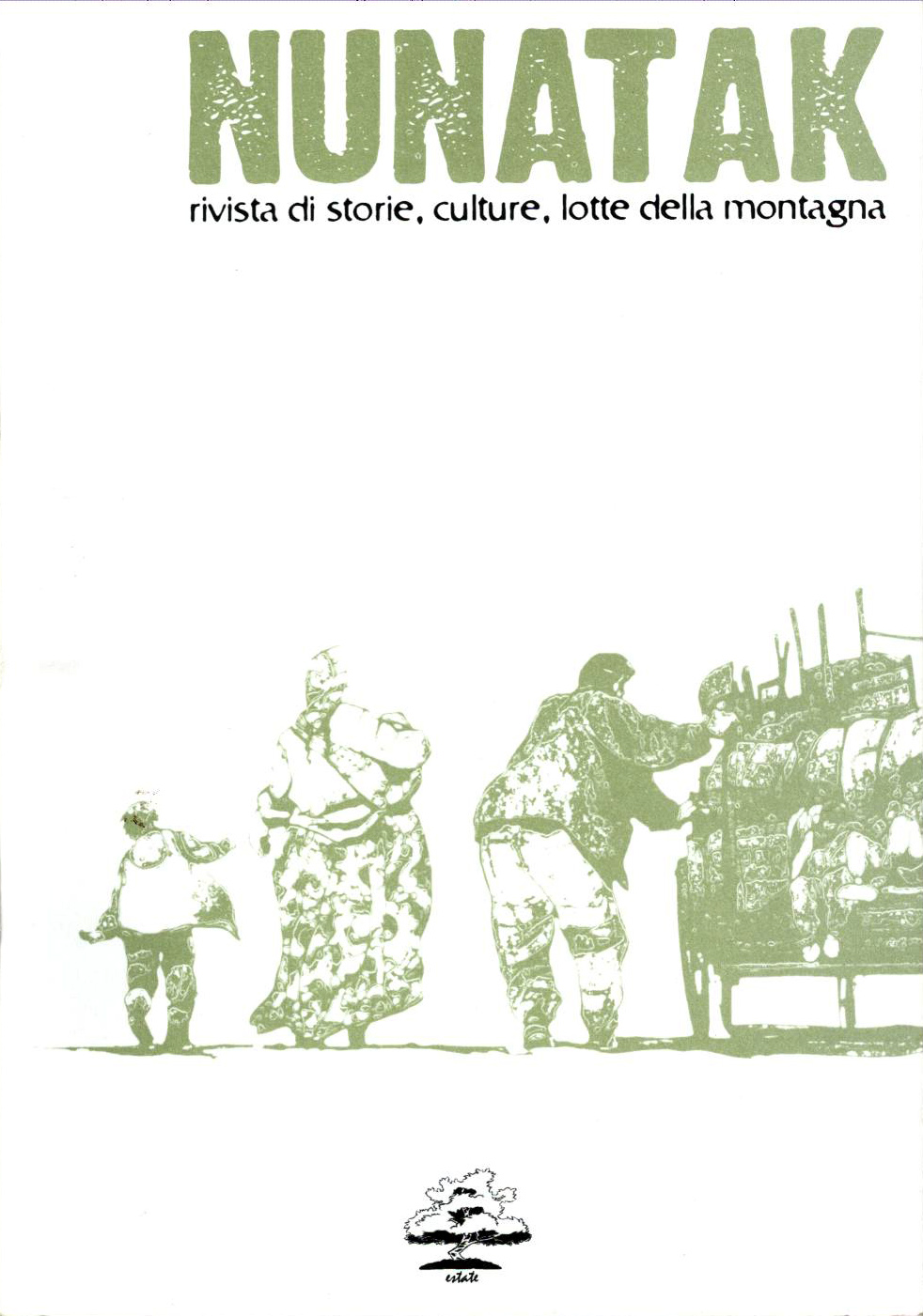 Nunatak n. 11-12 Book Cover