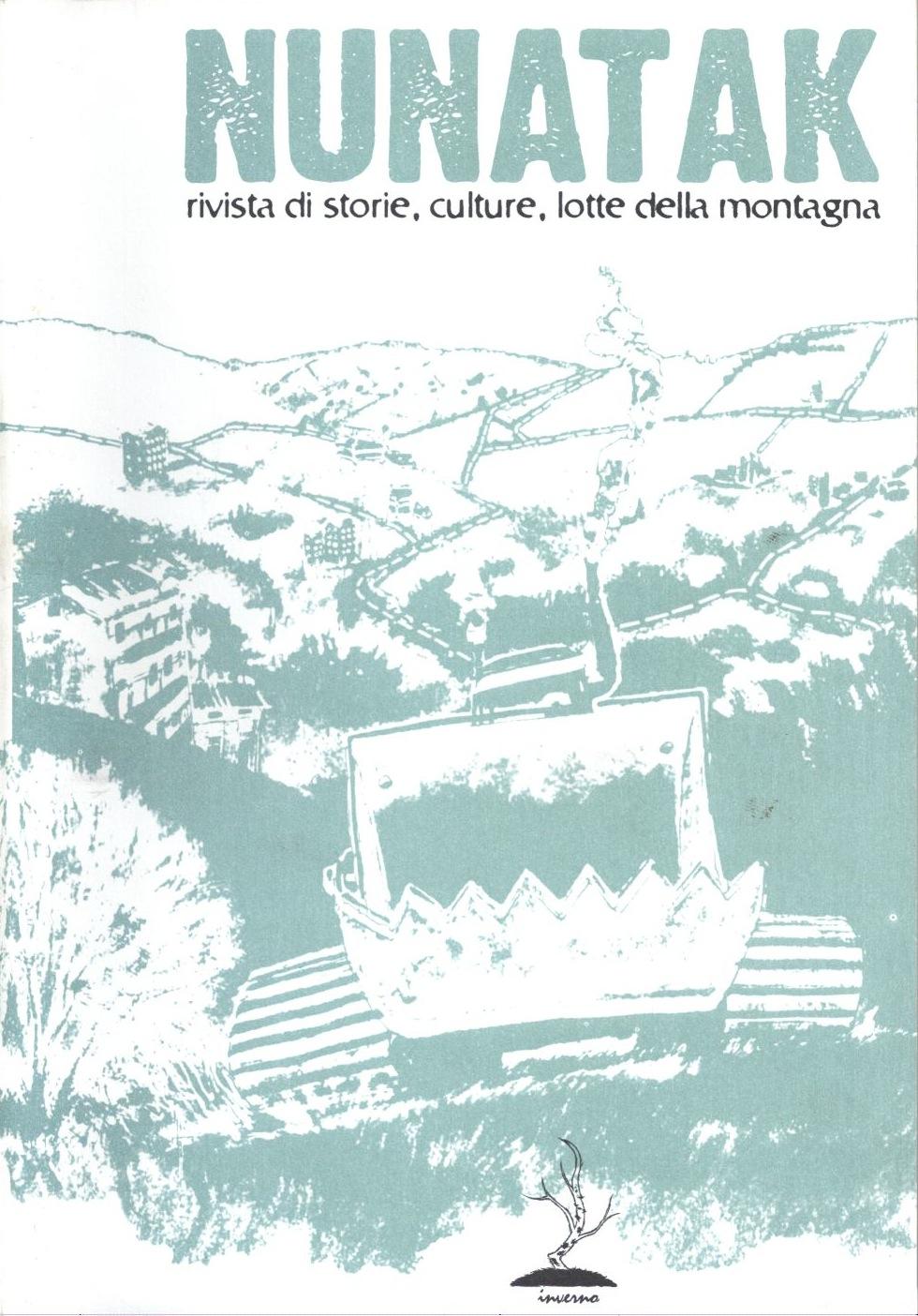 Nunatak n. 13 Book Cover