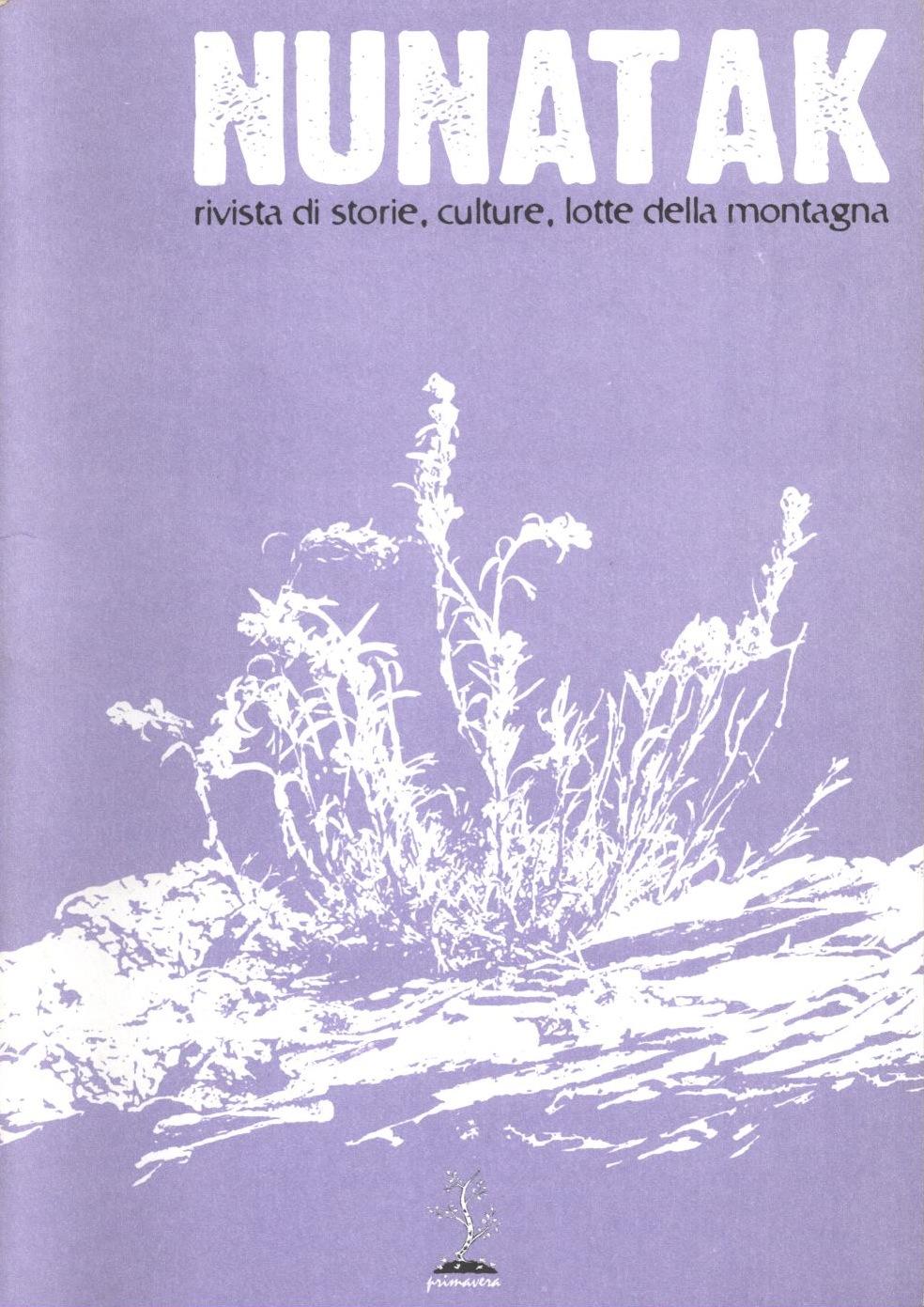 Nunatak n. 14 Book Cover