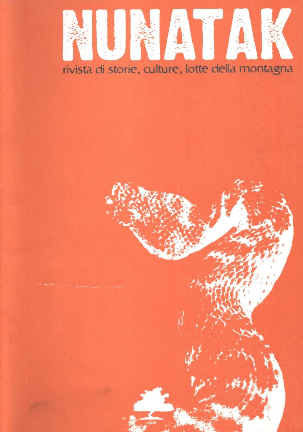 Nunatak n. 15 Book Cover