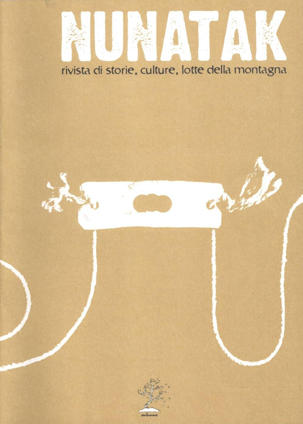 Nunatak n. 16 Book Cover