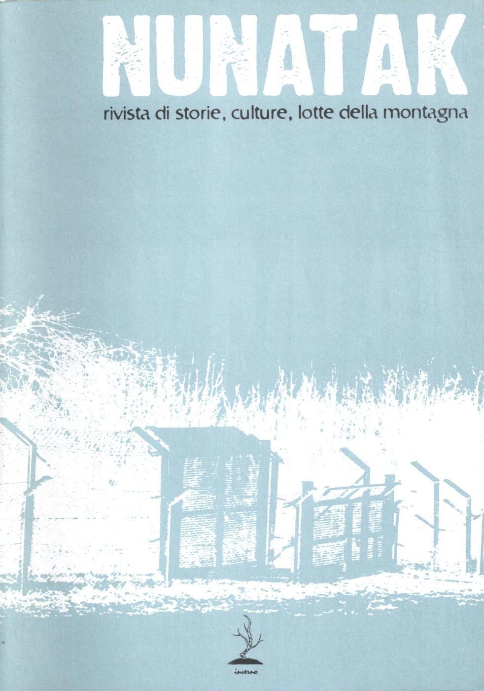 Nunatak n. 17 Book Cover
