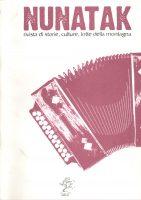Nunatak n. 20, autunno 2010, cover