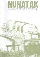 nunatak n. 21-22, inverno-primavera 2011, cover