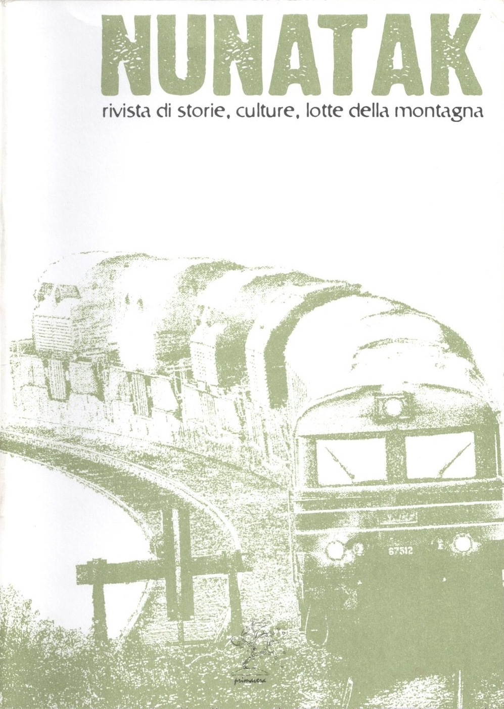 Nunatak n. 21/22 Book Cover