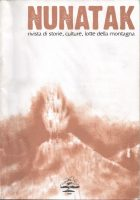 Nunatak n. 23, estate 2011, cover