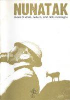 Nunatak n. 24, autunno 2011, cover