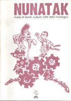 Nunatak n. 26, primavera 2012, cover