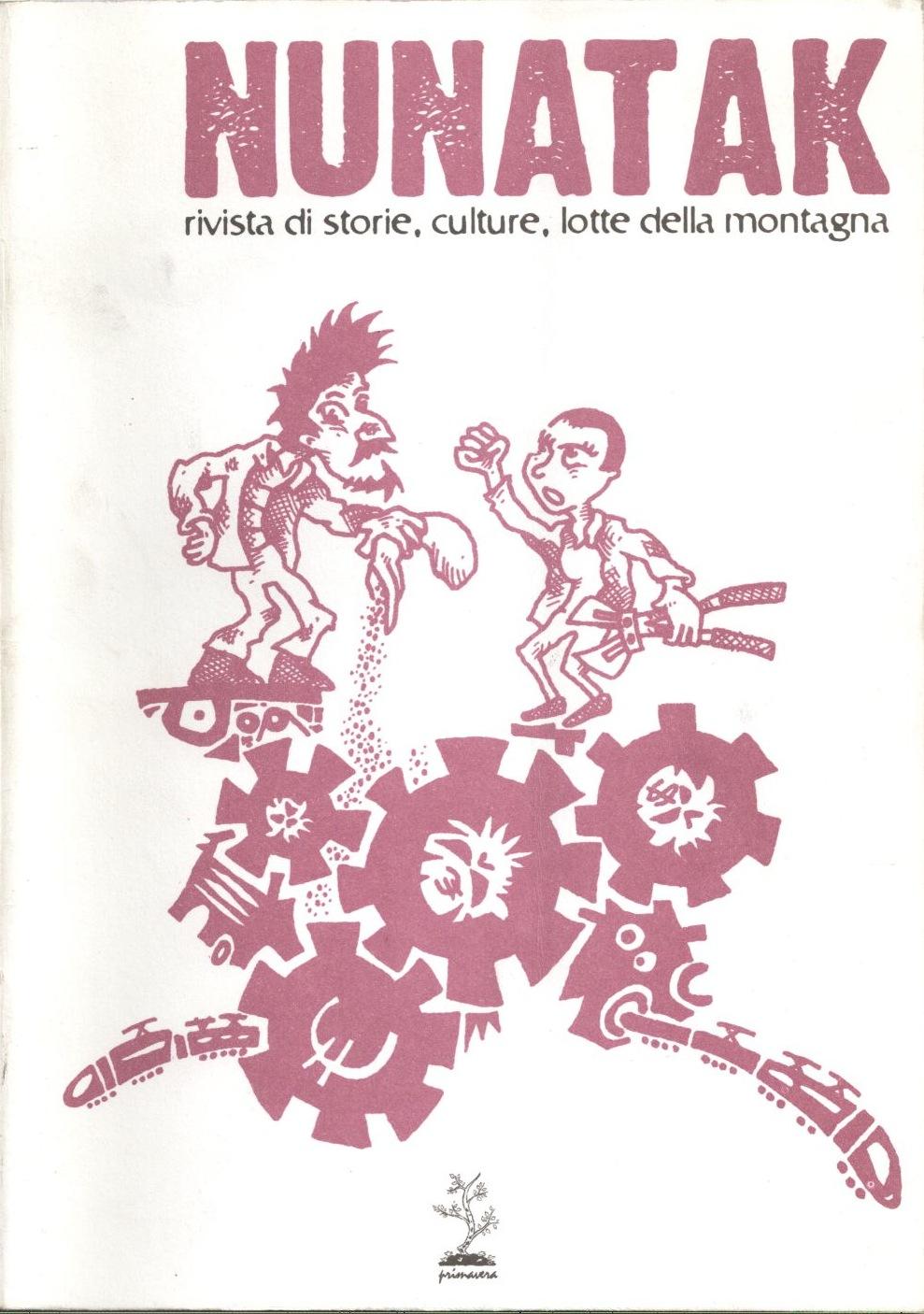 Nunatak n. 26 Book Cover
