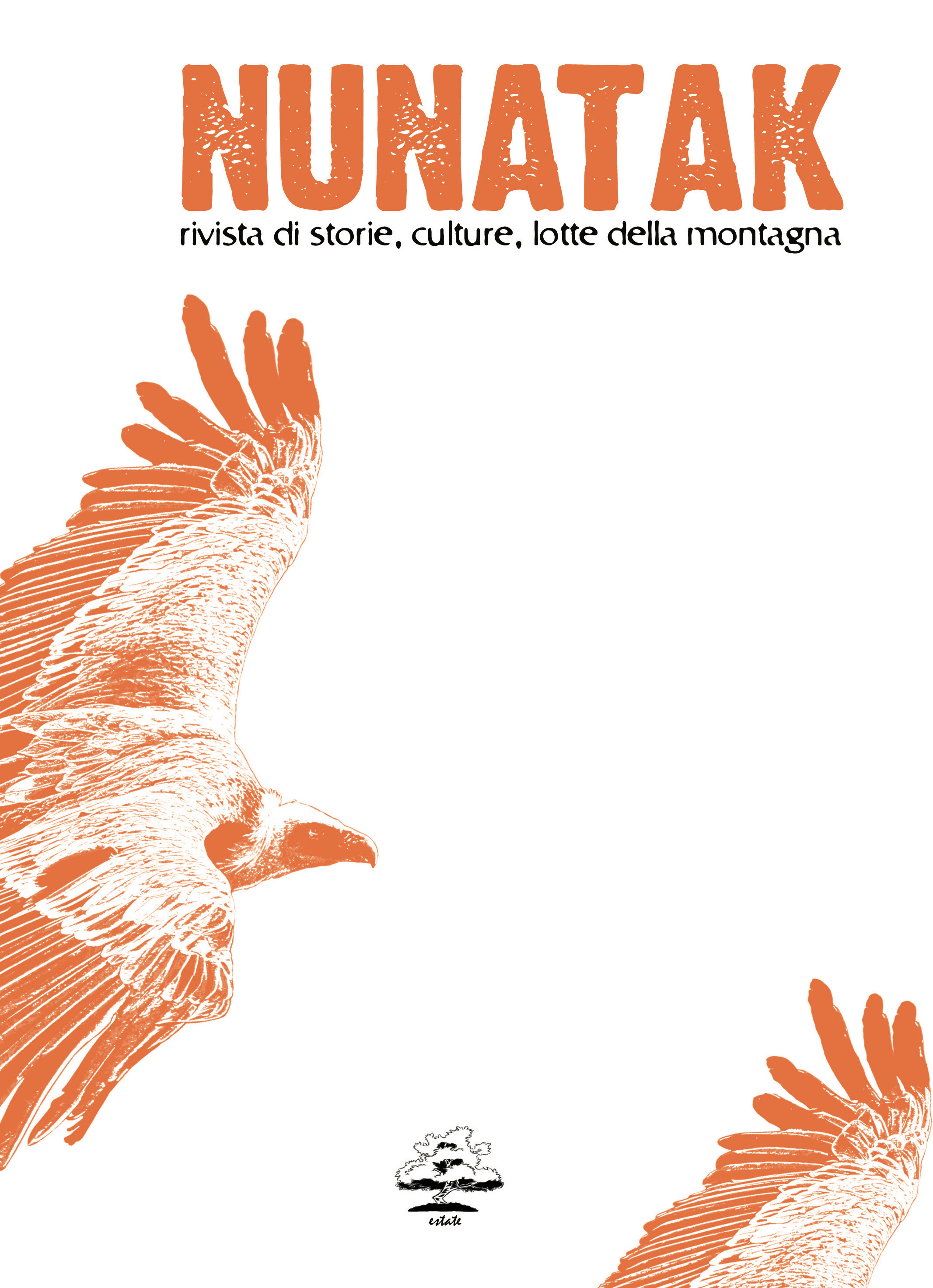 Nunatak n. 27 Book Cover