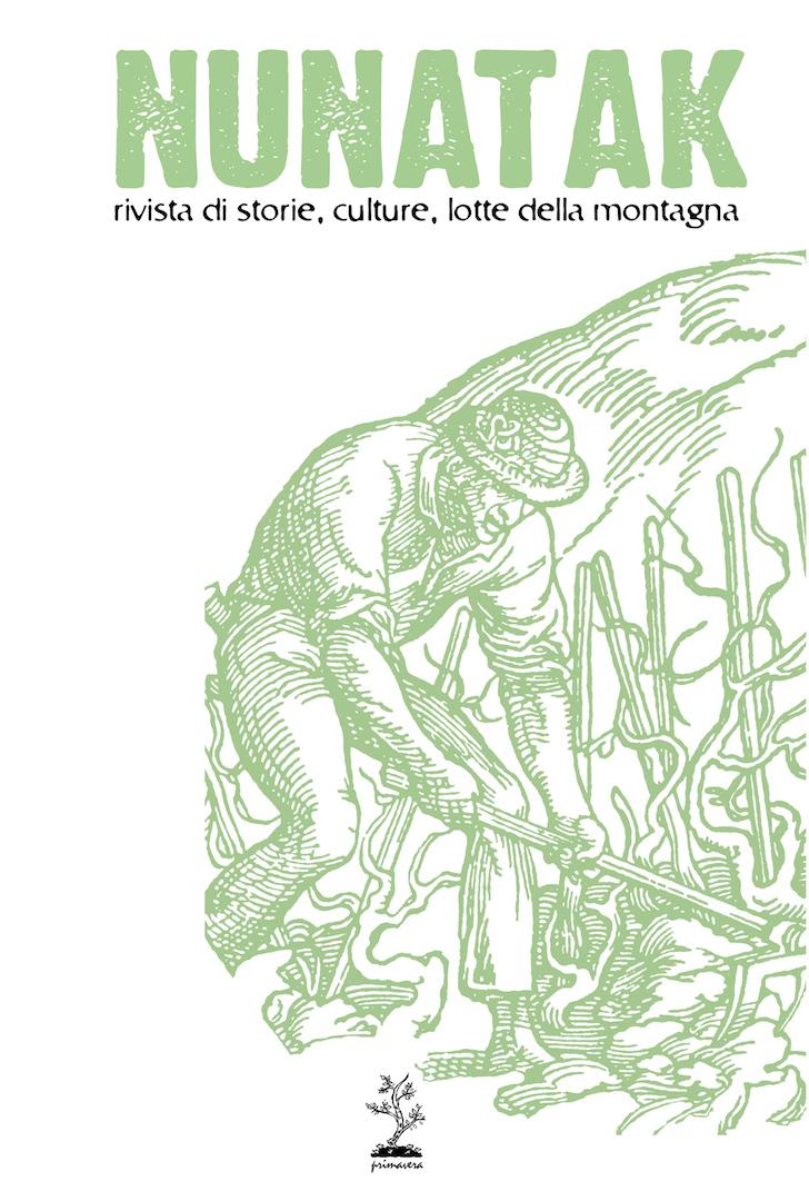 Nunatak n. 30 Book Cover