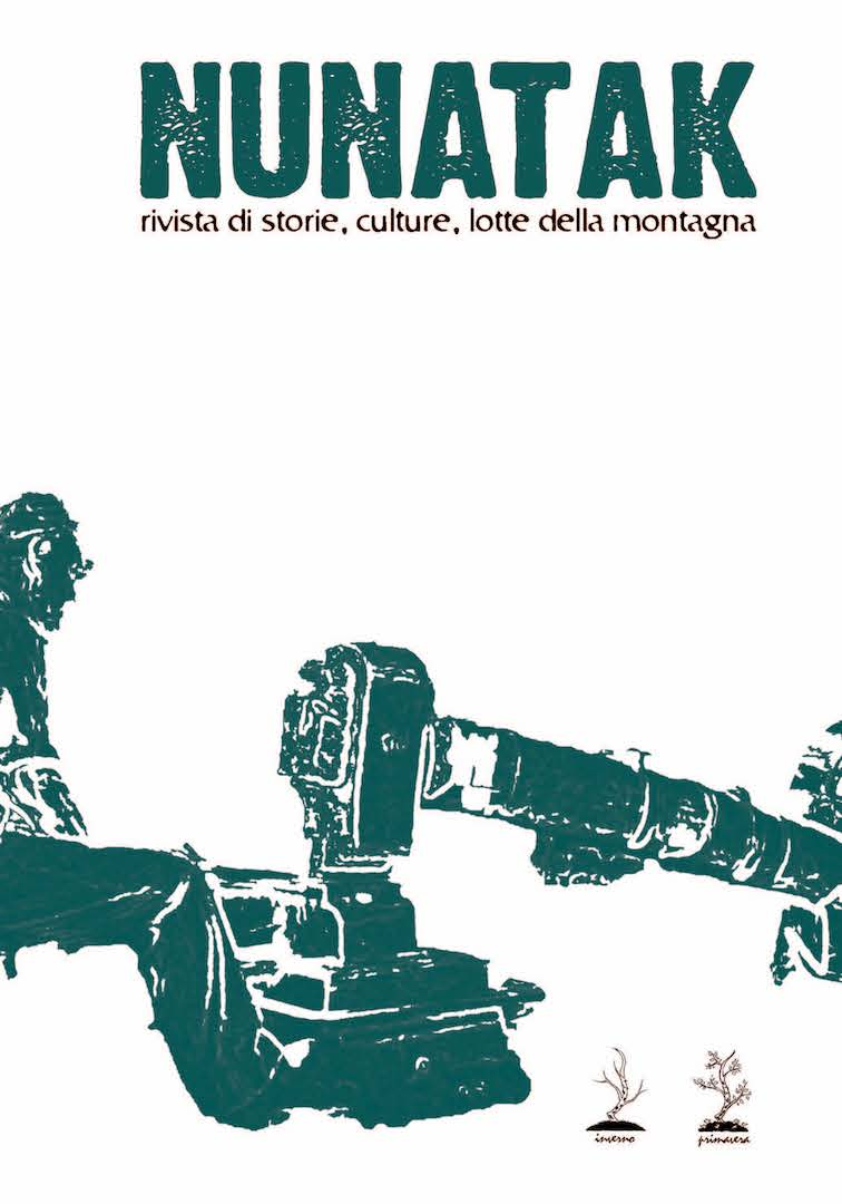 Nunatak n. 33-34 Book Cover