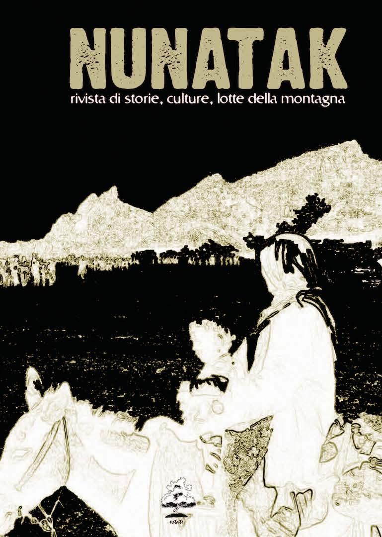 Nunatak n. 35 Book Cover