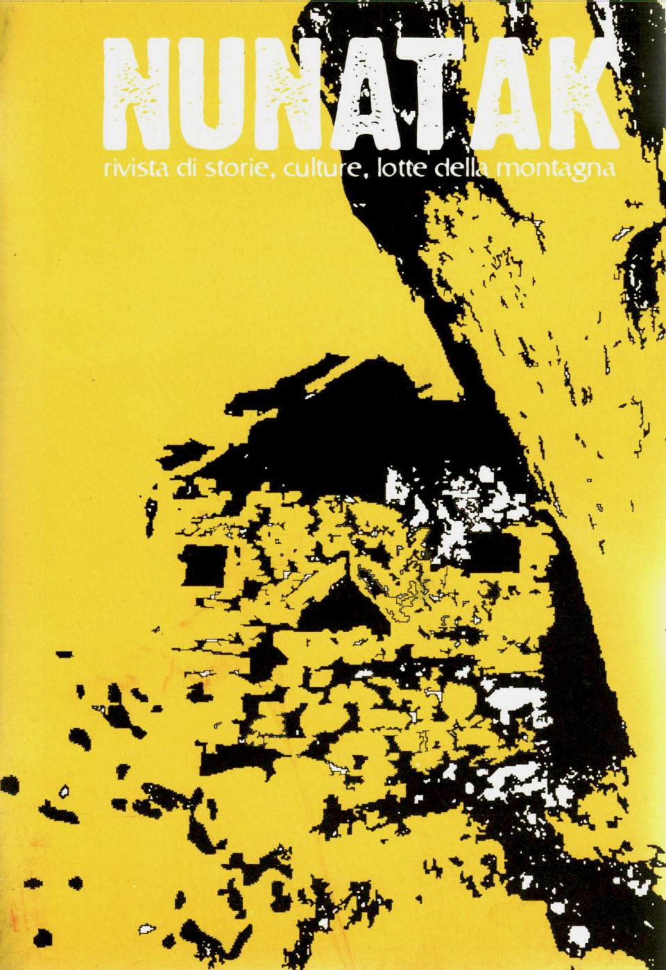 Nunatak n. 38/39 Book Cover