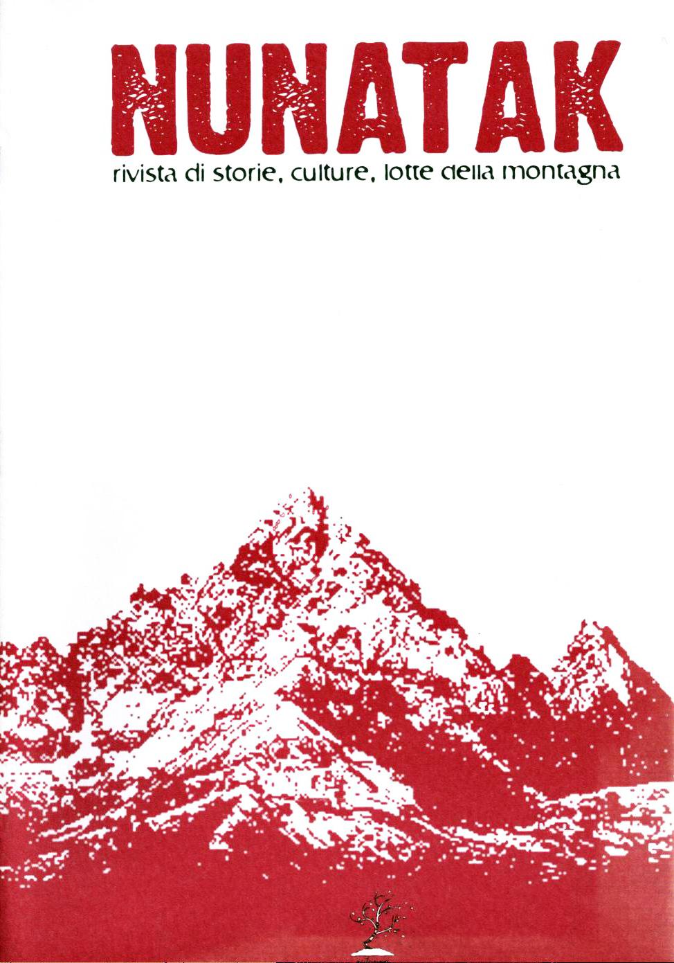 Nunatak n. 40 Book Cover