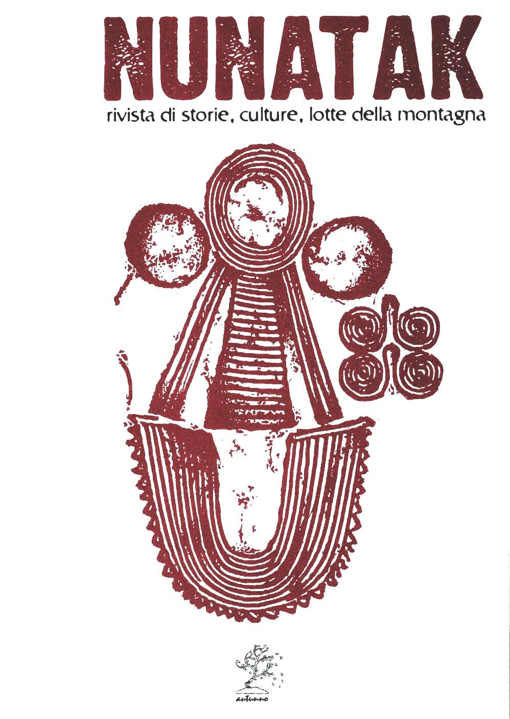 Nunatak n. 8 Book Cover