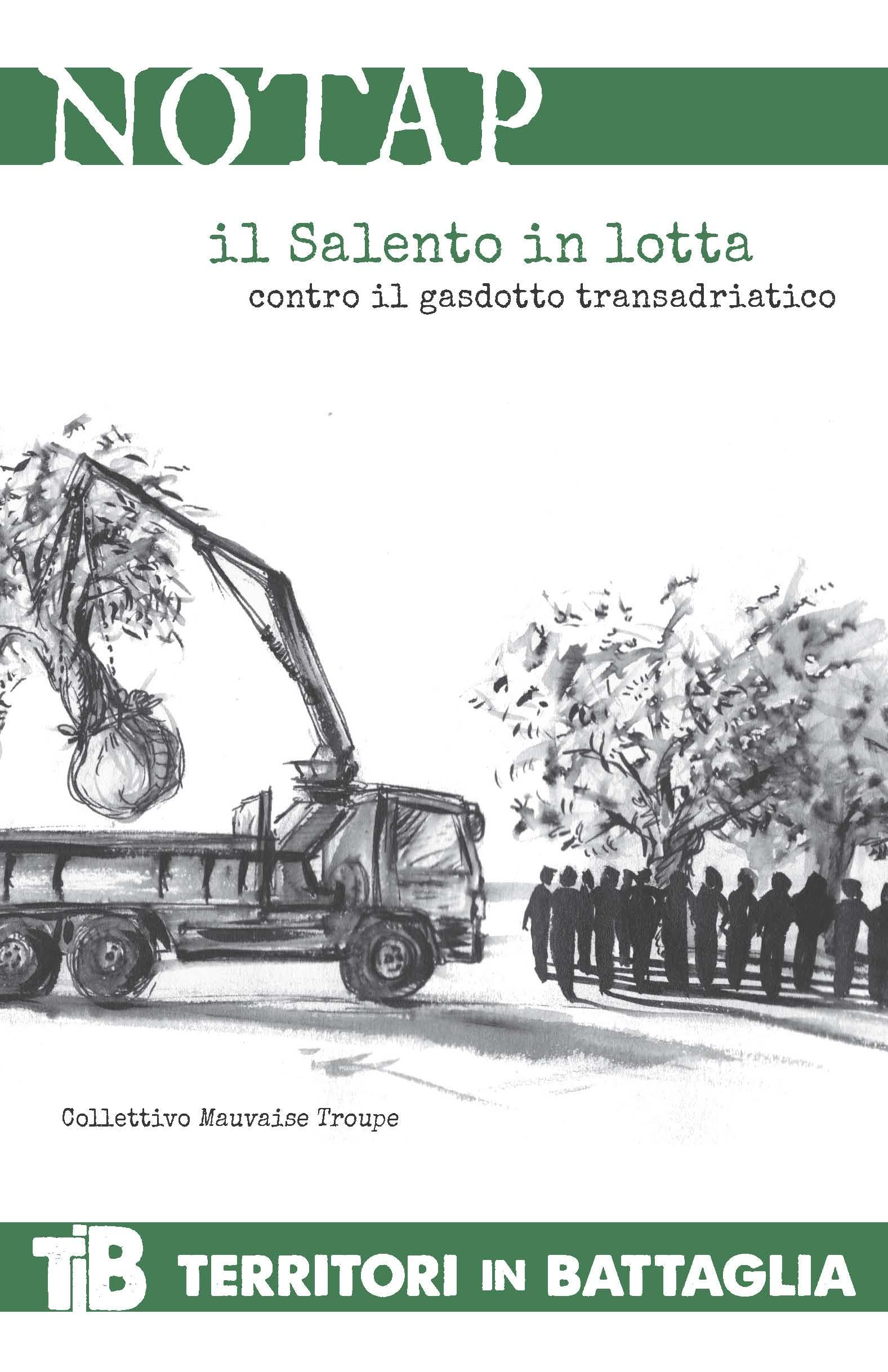 NOTAP. Il Salento in lotta contro il gasdotto transadriatico Book Cover