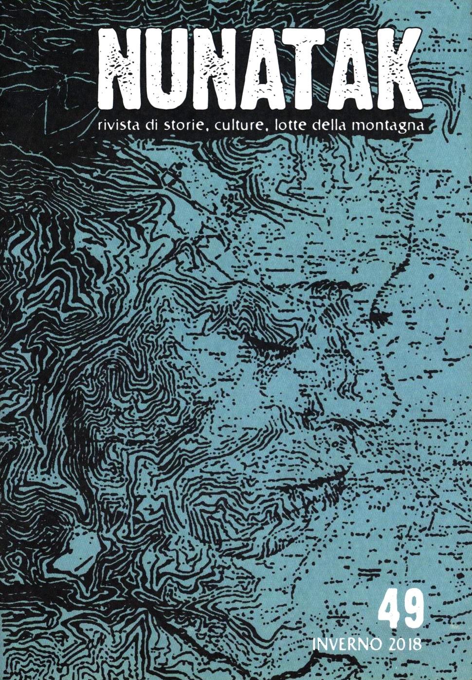 Nunatak n. 49 Book Cover