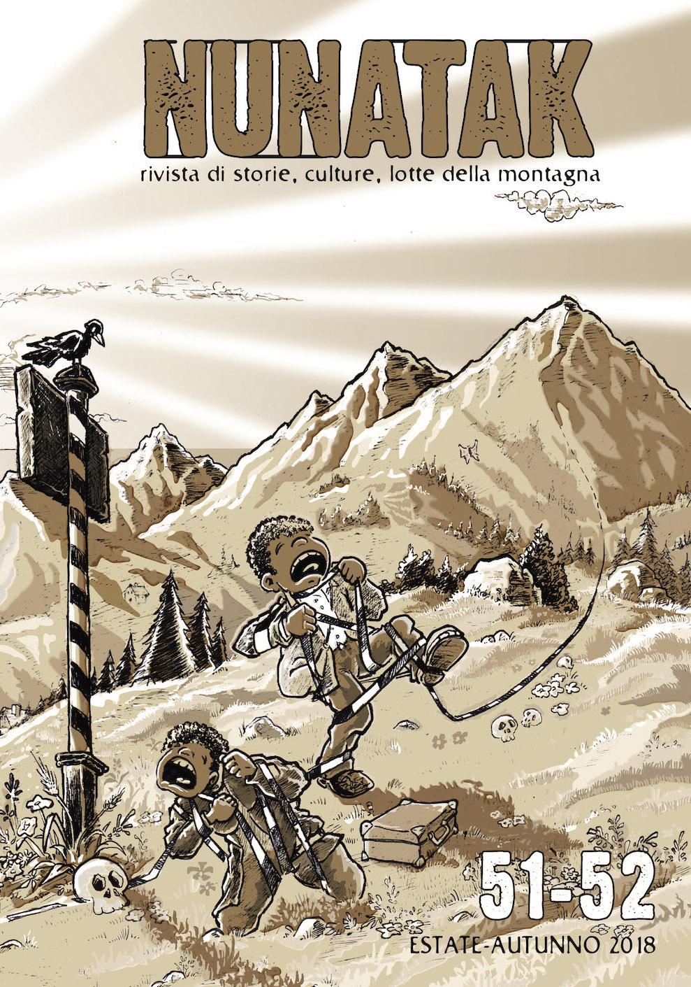 Nunatak n. 51-52 Book Cover