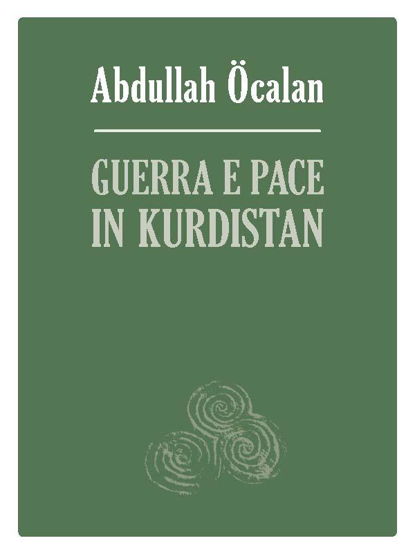 Guerra e pace in Kurdistan Book Cover