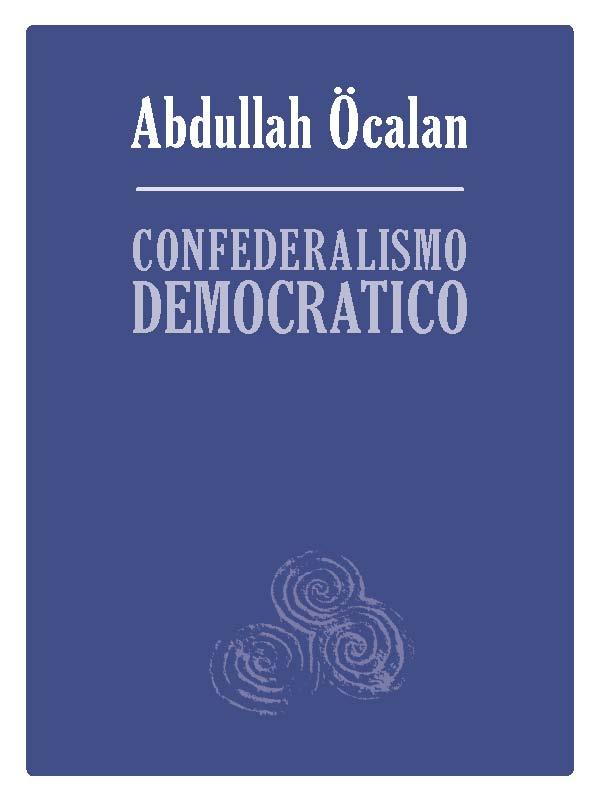 Confederalismo democratico Book Cover