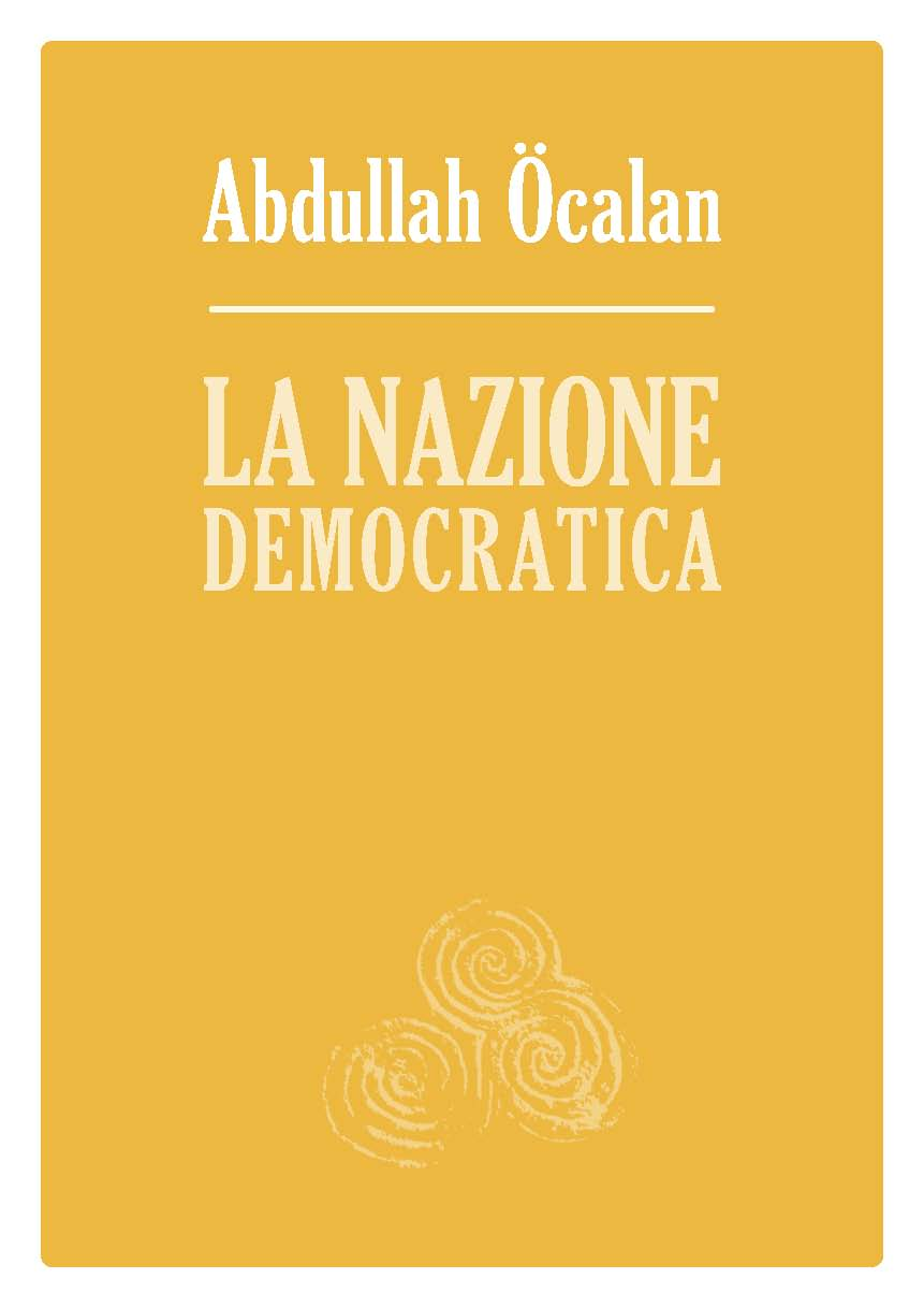 La nazione democratica Book Cover