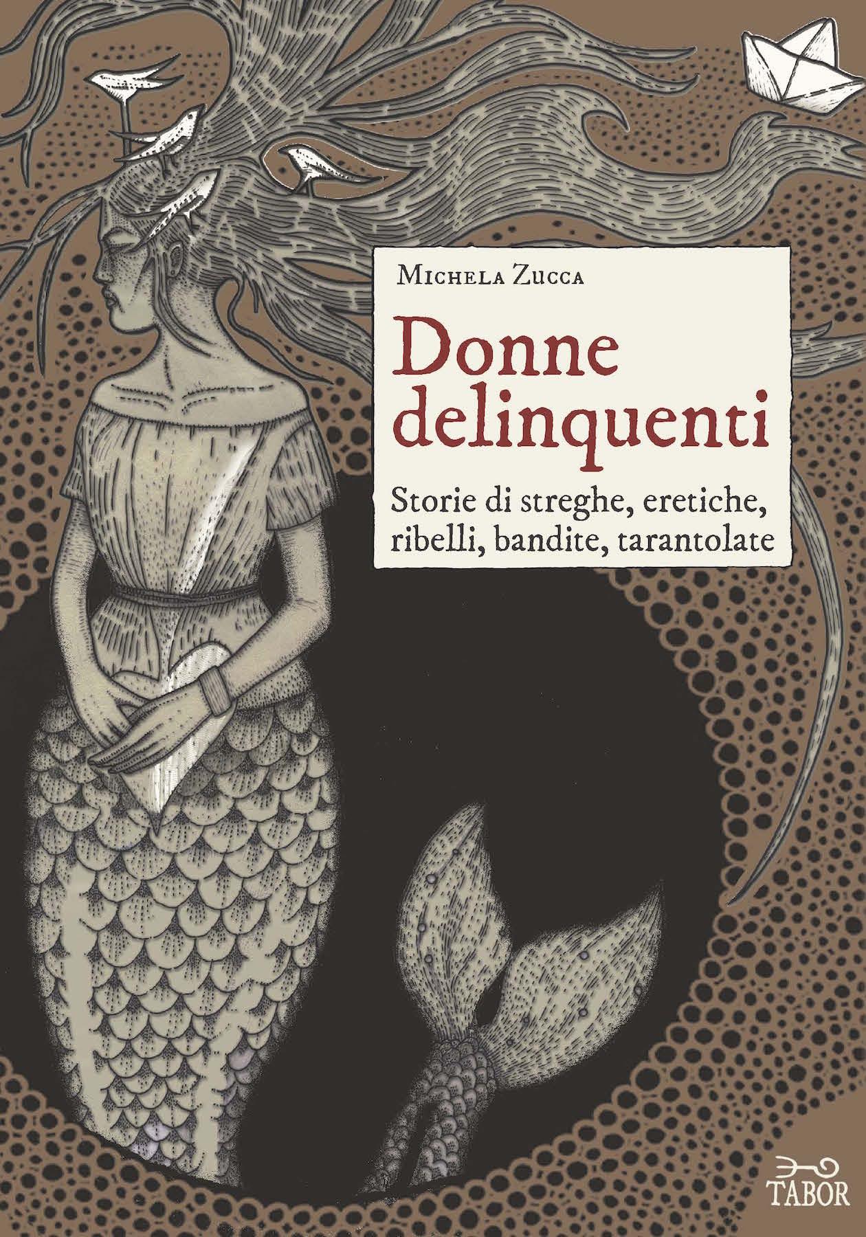 Donne delinquenti Book Cover